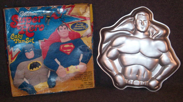 Where to find RENTAL PAN SUPERMAN HERO in Jackson