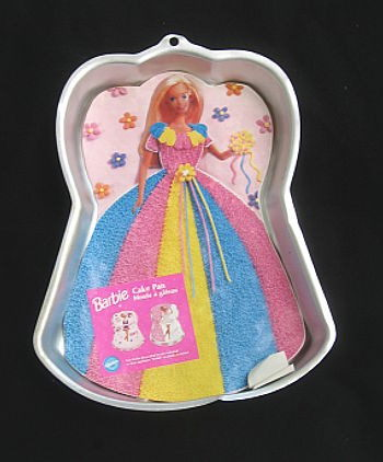 Where to find RENTAL PAN BARBIE-RAINBOW DRESS in Jackson