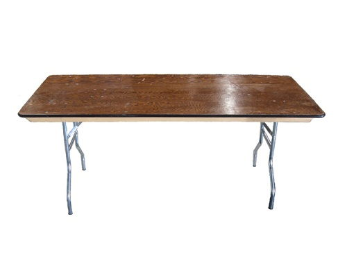 Where to find 6  X 24  BANQUET TABLE in Jackson