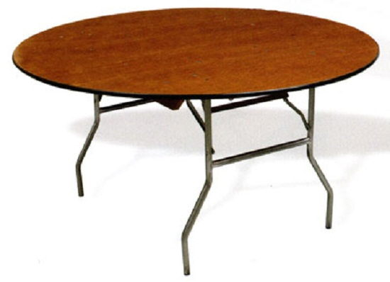 6 Foot Round Table 72 Inch Rentals Jackson Mi Where To