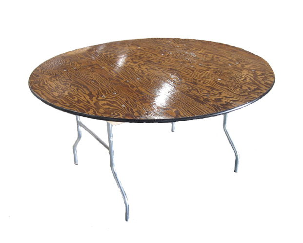 Where to find 5  ROUND RESIN TABLE in Jackson