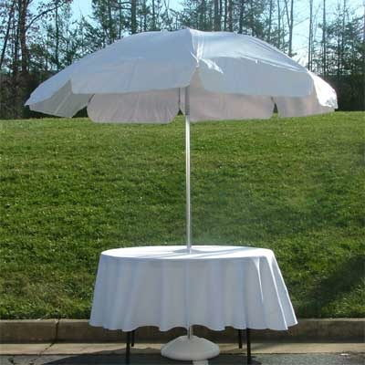 Where to find UMBRELLA WHITE BASE in Jackson