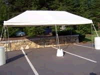 Where to find TENT 10  X 20  FRAME WHITE in Jackson
