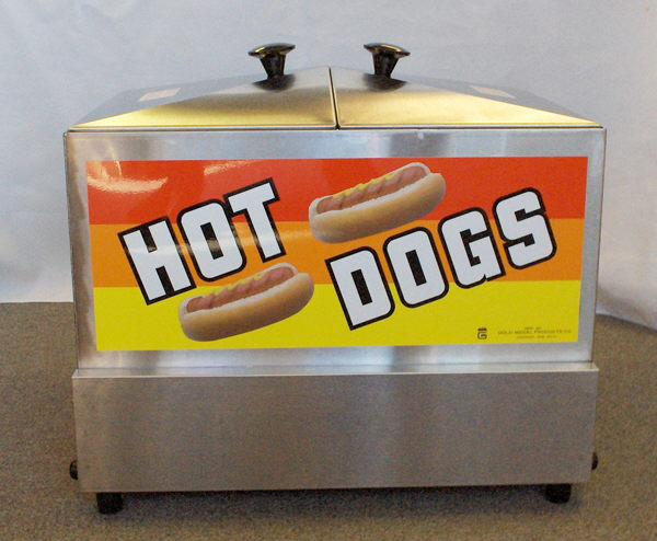 Where to find HOT DOG MACHINE in Jackson