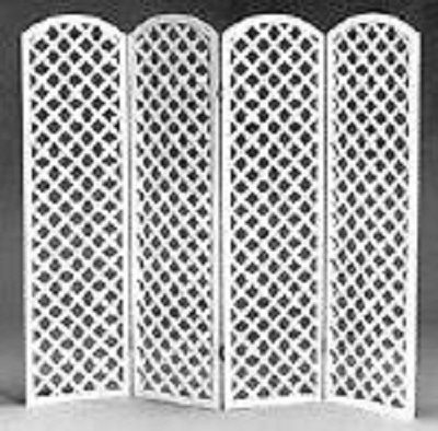 Where to find WHITE LATTICE 4-FOLD in Jackson