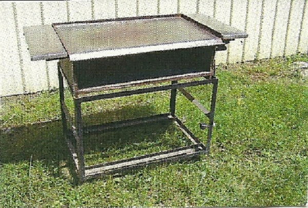Where to find GRILL GAS TABLE TOP in Jackson