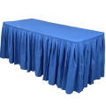 Where to rent 20  ROYAL BLUE SKIRT LINEN in Jackson MI