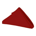 Where to rent DARK RED POLYESTER NAPKIN in Jackson MI