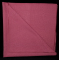 Where to rent CLARET ROSE POLYESTER NAPKIN in Jackson MI