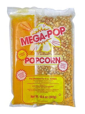 Where to find POPCORN INDIVIUAL PKG in Jackson