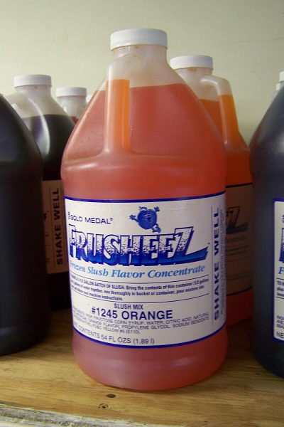 Where to find SLUSH ORANGE in Jackson
