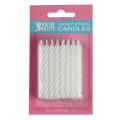 Where to rent CANDLE WHITE 24 PKG in Jackson MI