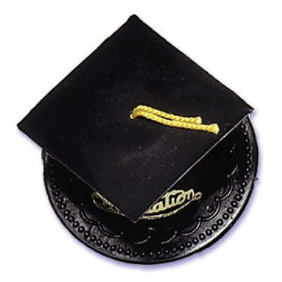 Where to find GRADUATION CAP BLACK in Jackson
