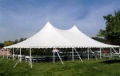 Where to rent TENT 40  X 60  PEAK TENT in Jackson MI