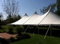 Where to rent TENT 40  X 80  PEAK TENT in Jackson MI
