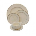 Where to rent IVORY 7 PIECE PLACE SETTING in Jackson MI
