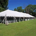 Where to rent TENT 40  X 120  POLE TENT  10 in Jackson MI