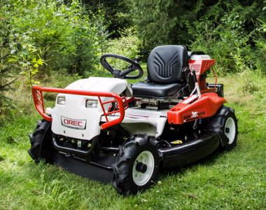 Where to find BRUSH MOWER, RIDER in Jackson