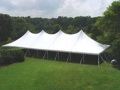 Where to rent TENT 40 X100  PEAK  17 in Jackson MI