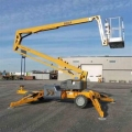 Where to rent BOOM LIFT - 55  SELF PROPELLED, in Jackson MI