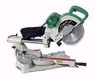 Where to find COMPOUND MITRE SAW in Jackson