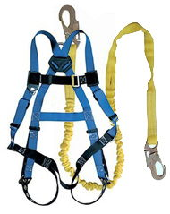 Where to find SAFETY HARNESS PLUS LANYARD in Jackson