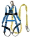 Where to rent SAFETY HARNESS PLUS LANYARD in Jackson MI