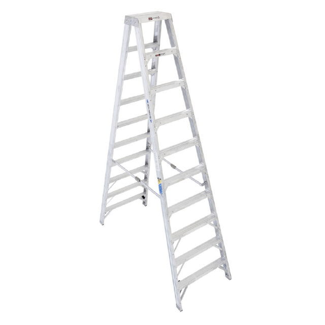 Where to find 10  STEP LADDER ALUMINUM in Jackson