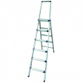 Where to rent 7  STAIR LADDER ALUMINUM in Jackson MI
